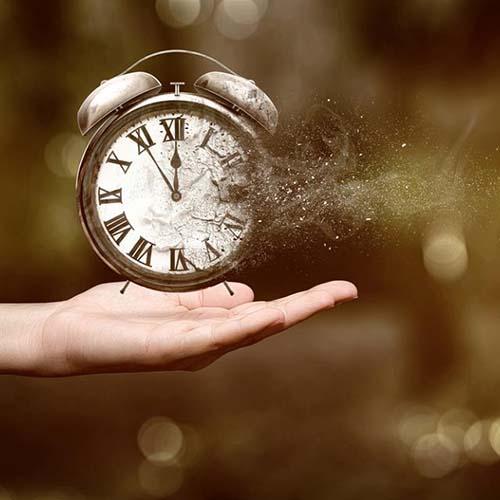 وقت تلف کردن چیست؟