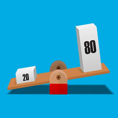 شرح قانون 20 80