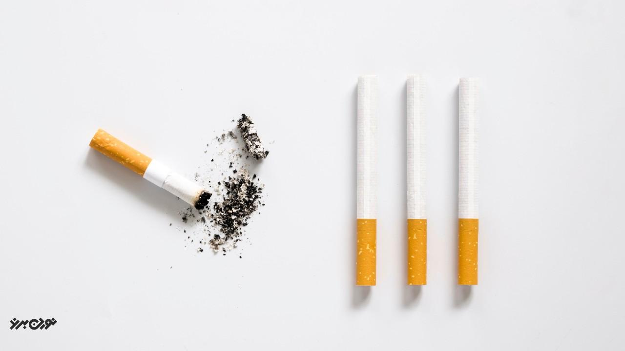 سیگار و مشروبات الکلی