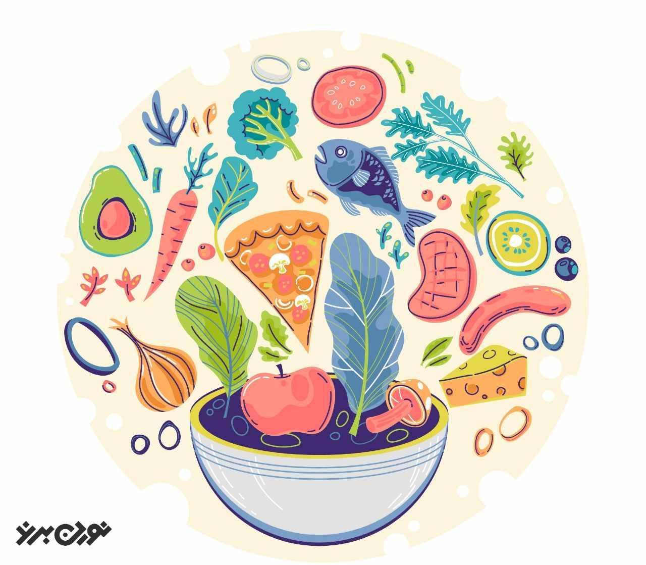 غذای مقوی