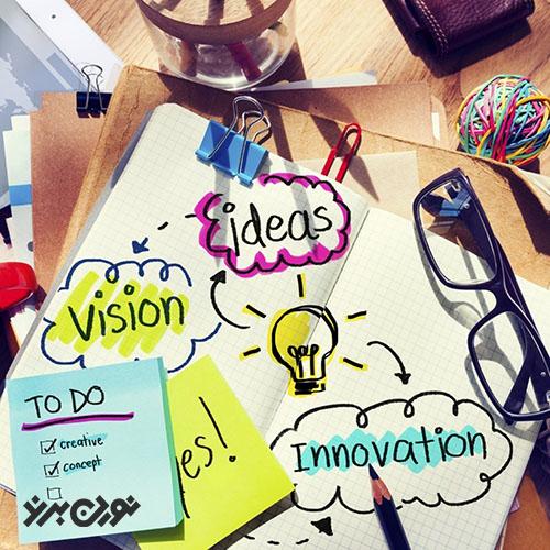 تفکر خلاقانه یک فرایند است نه رویداد