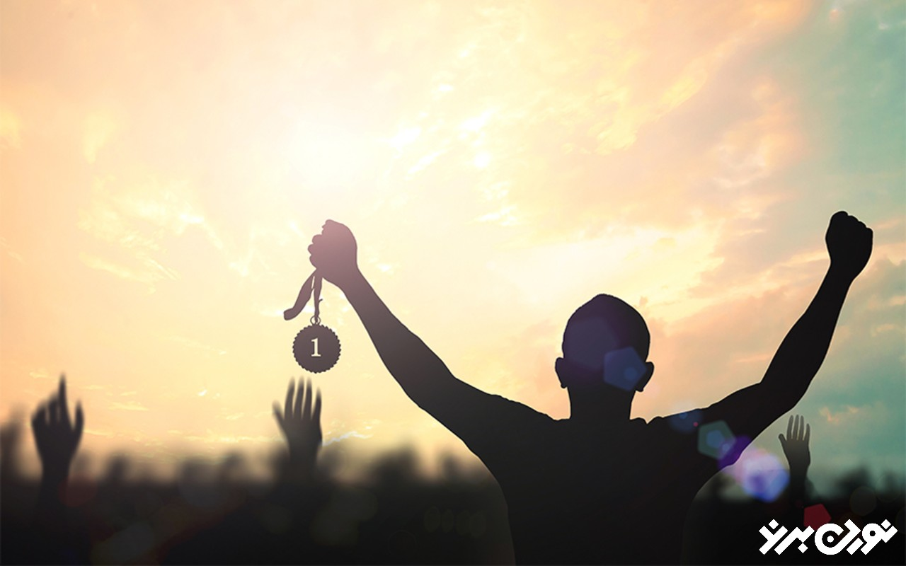 بردن در یک مسابقه شانس شما را برای برنده شدن در رقابت بعدی بیشتر می_کند