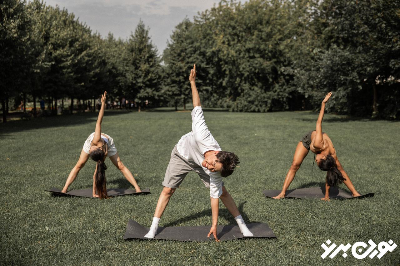 تبدیل ورزش کردن به عادت زندگی