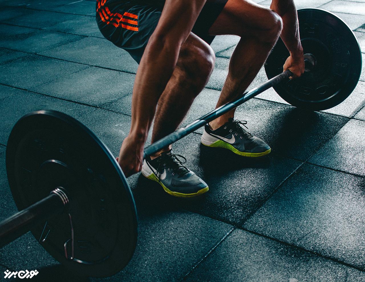 تمرینات بدن سازی