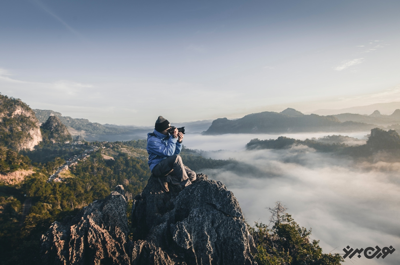 عکاسی، شما را از فضای مجازی دور کرده و باعث بهبود سلامت روحی شما میشود.