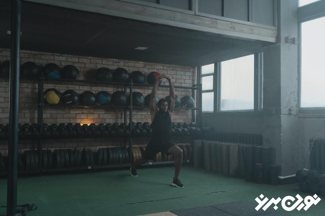 قبل از فکر کردن به نتیجه روی عادت ورزش کردن تمرکز کنید